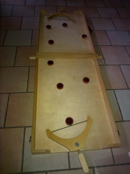 Stickasi (Shuffleboard)
