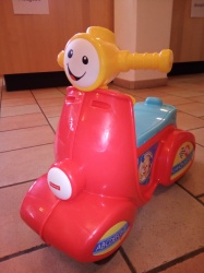 Motorroller (Fisher Price)