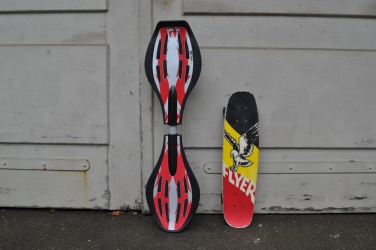 Waveboard/Skateboard