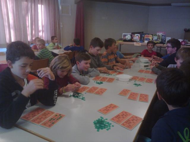 Kinder-Lottomatch 11. November 2015